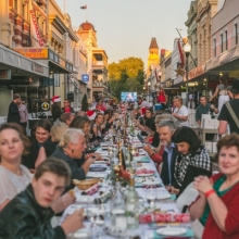 Fremantle Long Table Dinner 2017
