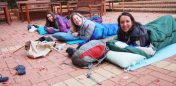 St. Pat's Sleep Out Under the Stars – walking the talk