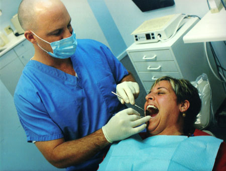 St. Pat's Oral Health Clinic is open!
